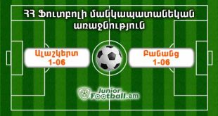alashkert106 banants106 juniorfootball.am junior football