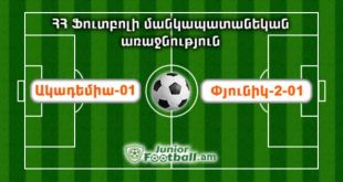 academia01 pyunik201 juniorfootball.am junior football
