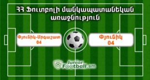 pyunikmrgashat04 pyunik04 juniorfootball.am junior football