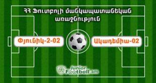 pyunik202 academia02 juniorfootball.am junior football