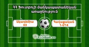 academy03 havaqakanm114 juniorfootball.am junior football