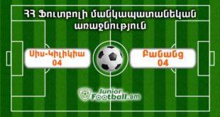 siskilikia04 banants04 juniorfootball.am junior football