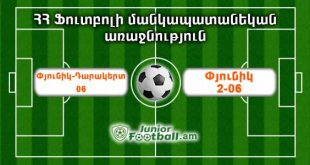 pyunikdarakert06 pyunik206 juniorfootball.am junior football