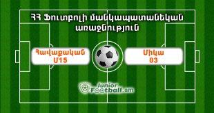 havaqakanm15 mika03 juniorfootball.am junior football