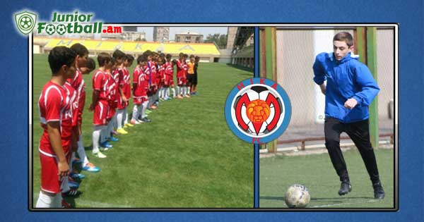 mika fc juniorfootball.am junior football